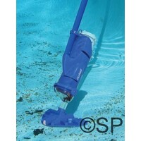 Pool Blaster Catfish Ultra Rechargeable Spa Amp Pool Underwater Power Vacuum Watertech With Pole Extensions Water Tech