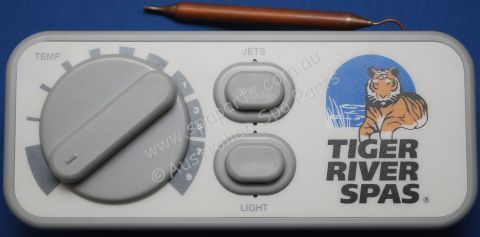 Hot Spring Spas Tiger River Spas Touchpad Assembly