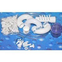 20 Air Injector Kit - Waterway Multibody - White or Grey