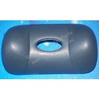 Chinese Imported Spa Pillow - Straight - oval hole