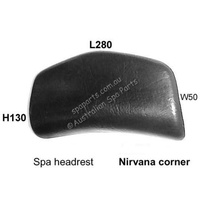 Nirvana Corner Mk I Spa Pillow Headrest