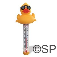 Derby Duck Floating Thermometer