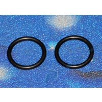 Elecro Quantum Photocatalytic Oxidisation Water Treatment replacement Quartz Sleeve O-Ring Seal Pair