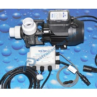 Turbo-Tech CIRC-3 Variable Speed 1.5hp 300lpm circulation pump WITH Turbo-Tech CIRC-3 Bridge Control - 10A