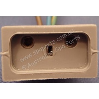 J&J Ozone Receptacle Socket