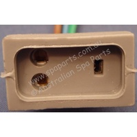 J&J Air Blower Receptacle Socket