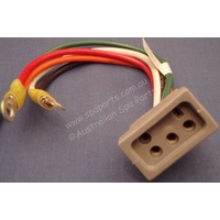 J&J Heater Receptacle Socket