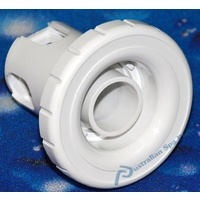 Hydroair 2/3 way Butterfly Diverter Jet Directional Face - White