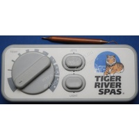 Hot Spring Spas - Tiger River Spas Touchpad Assembly