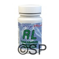 ITS eXact Photometer reagent - Total Alkalinity 100 strip bottle