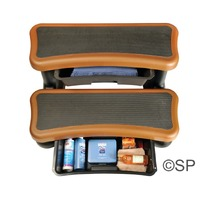 Spa Steps - Smart Step 2 tier with 2 x Smart Drawers