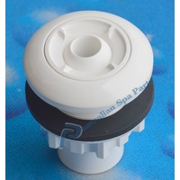 Onga 40mm Eyeball Fitting - Pool Return - Fibreglass/Vinyl Liner