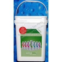 Aquaspa   Spa Start up Chemical Kit -  STANDARD + Kit  - WITH EXTRA INCLUSIONS