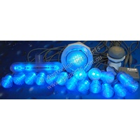 SloanLED LiquaLED 25 POL LED Illuminated Air Injector Kit