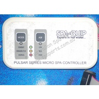 Spaquip 2 way Touchpad - Pulsar series