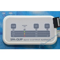 Spaquip 3 way Touchpad - 2095 series