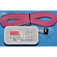 Davey Spaquip Spa Power 400/600/601/Xcelsior Touchpad with decal - 10m Lead