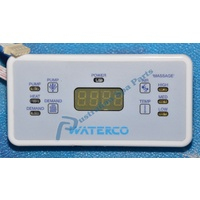 Waterco Portapac Elite Touchpad Panel - SSC Air Mk III
