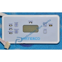Waterco Portapac Elite Touchpad Panel - SSC Boost Mk 4