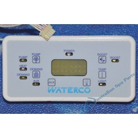 Waterco Portapac Elite Touchpad Panel - Premium Boost