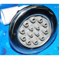 Waterway Master Massage with Stainless Steel Escutcheon