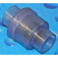 "Waterway Air Spring Check Valve 1.5"" sockets"