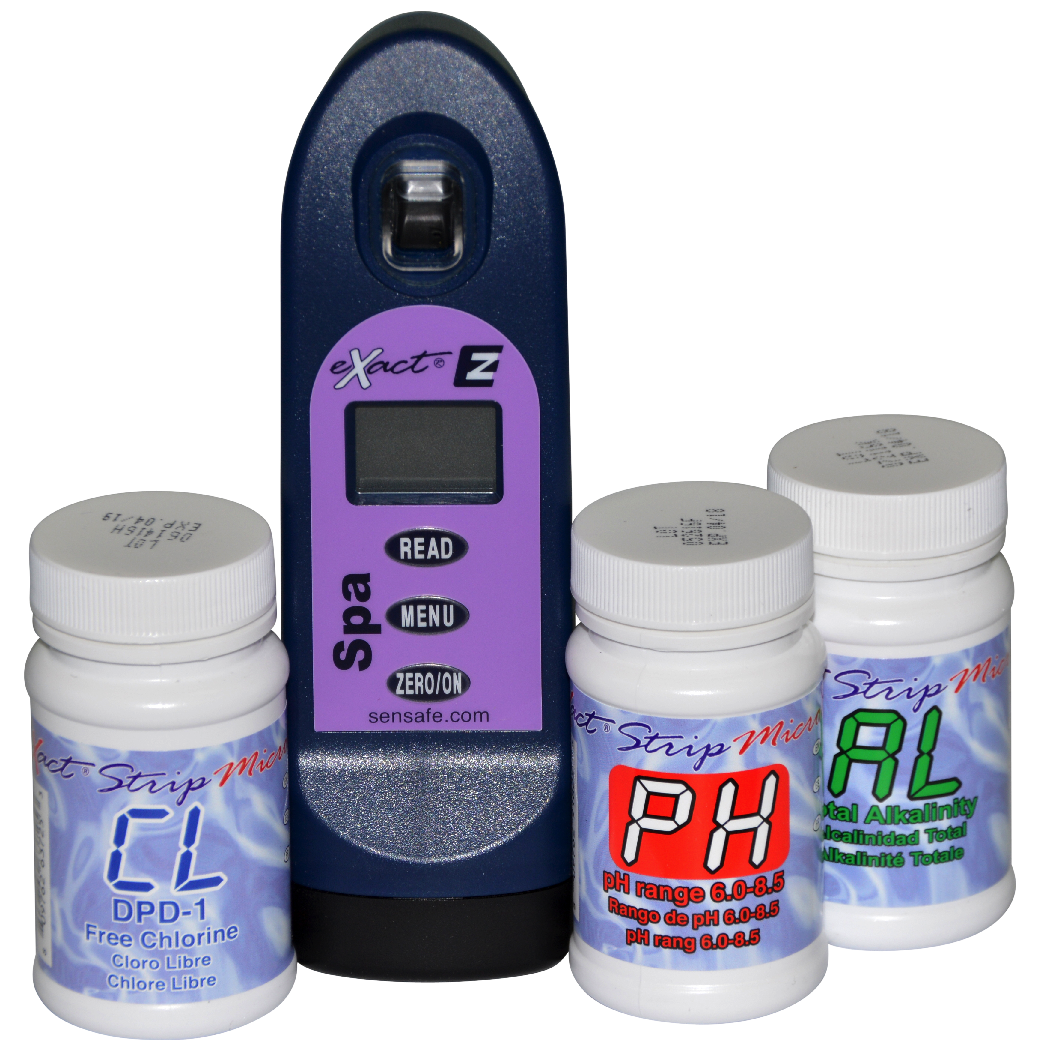 ITS Sensafe Spa eXact EZ spa water testing digital photometer
