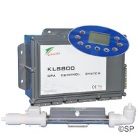 Ethink KL8890 Spa control system. 9 way Touchpad, 3.0kw heater for low flow Circulation System