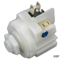"Latching Airswitch - 9/16"" Threaded Spout SPDT"