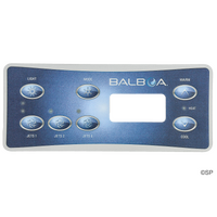 Balboa ML551 or VL701s  touchpad overlay decal