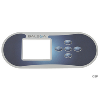 Balboa TP900 touchpad overlay decal