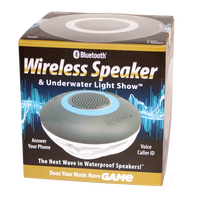 Game Floating Bluetooth Wireless Speaker & Light Show