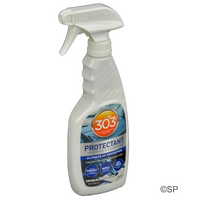 303 Aerospace Protectant - Spa Cover & Pillow Headrest Protection Treatment 16oz / 473ml Spray Bottle