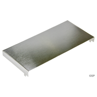 Jacuzzi Hot Tub Water Rainbow Cover - Stainless Steel - 02+ J-300, 07+ J-200 series
