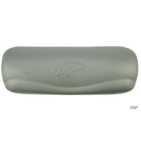 LA Spas Pillow Headrest - Straight - New - Grey EVA