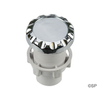 Markon Air Control - 12 Scallop - Chrome