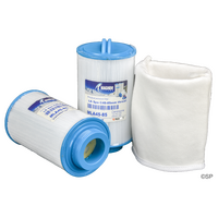 LA Spas Aqua Klean Micron / Cartridge Filter Combination Set