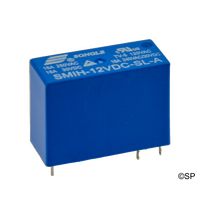 PCB Mounted Relay 16A, 240V, 12V DC Coil