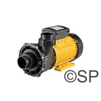 "Spaquip QB series 1850w 2.5hp 2 speed pump with USA 2"" MPT threaded unions"