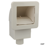 Waterway front Access Spa / Pool Skimmer - white