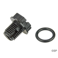 Waterway Executive Drain Plug / O-ring Assembly