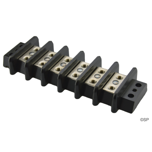 6 Pole Terminal Block - PCB Mount